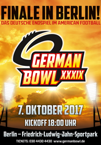 German Bowl 2017